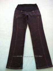 Продам теплые  джинсы для беременных