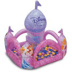Moose Mountain Сухой бассейн Disney - Большой замок принцессы