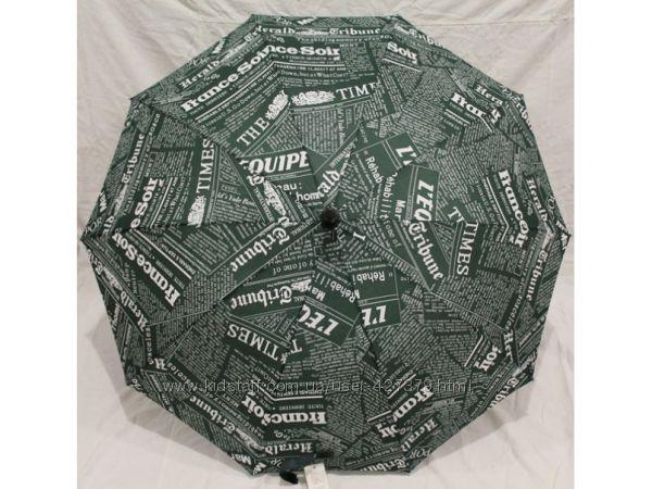 Женские зонты трость 10 спиц