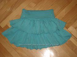 Фирменные сарафанчики, платья, юбочки на 4-7лет