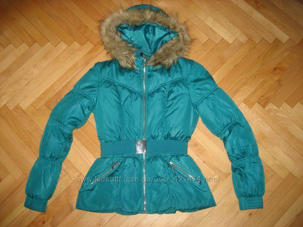 Куртка H&M деми еврозима шикарный цвет р. М