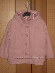 Куртки демисезон. еврозима  на 4-6лет