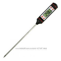 Цифровой кухонный термометр - щуп для гриля, жидкости и т. д. Улучшенный