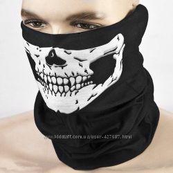 Бафф - маска, шарф, бандана с рисунком черепа