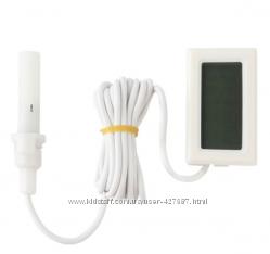Цифровой электронный гигрометр - термометр метеостанция с датчиком