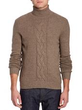 брендовый мужской свитер из кашемира Lockhart