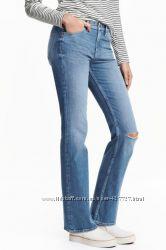 отличные модные джинсики бренда H&M 32х32 и 31х34 размеры