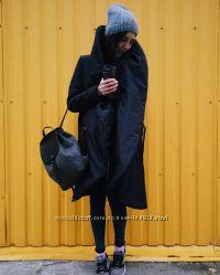 Пальто-пуховик бренд Stl. katin черный, беж, серый