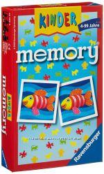 Гра на розвиток пам&acuteяті Kinder Memory, 4-99 років