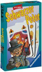 Карткова гра Чорний Петер, 4-8 років, Ravensburger