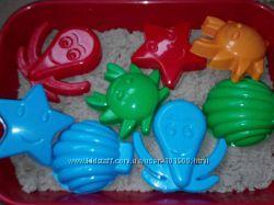Пасочки и игрушки для  песочницы