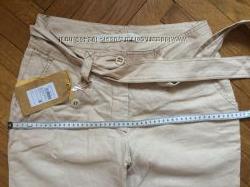 Женские льяные брюки L, M Colins