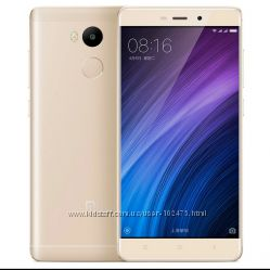 Xiaomi Redmi 4 Pro 3 32GB Золотой с подарком