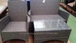 Комплект мебели из ротанга, Распродажа