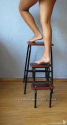 Стул-стремянка, табурет-стремянка, лестница, новый, недорого