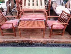 Комплект мебели из вышни и ротанга искуственного, новый Распродажа