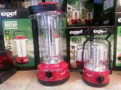 Фонарь светильник аккумуляторный новый для дома, рыбалки, работы.
