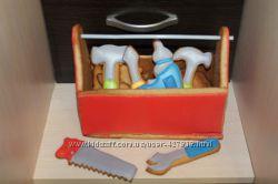 Ящик иструментов имбирные пряники