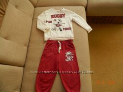 Турецкий костюм 2-3 года фирмы Mackays