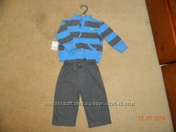 Продам костюмчик Mothercare бу на 9-12-18 месяцев