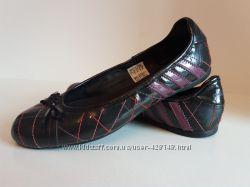 ADIDAS балетки туфли 37 р-р 24 см сост новых