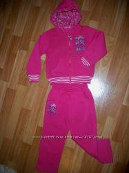 Теплый спортивный костюм - 98