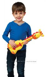 Музыкальная игрушка Гитара Жираф Guitar Music Fisher Price