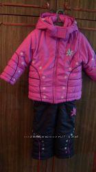 Зимний костюм для девочки Кико 92р