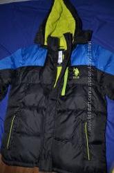 продам куртку на мальчика U. S. Polo Assn. США