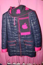 Класснючая зимняя куртка