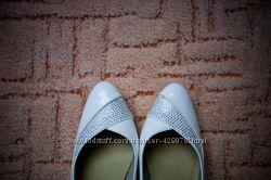 Свадебные, вечернии туфли