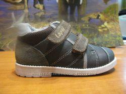 Lapsi Ботинки для мальчика 25 размер РАСПРОДАЖА