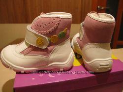 Ботинки для девочки BG 27 размер РАСПРОДАЖА