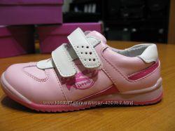 Туфли BG для девочек 25, 26 размер РАСПРОДАЖА
