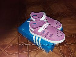 Adidas original босоножки открытые кроссовки р 27 новые оригинал