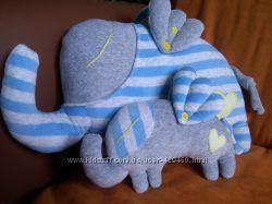 Декоративные мягкие  подушечки, игрушки