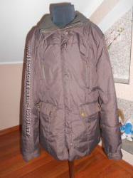 Куртка коричневая классика
