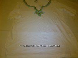 Новая удлиненная футболка Old Navy М