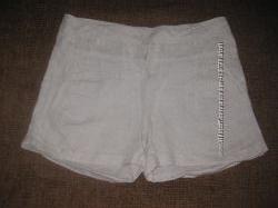 Лляные шорты Sela, 34-36 размер.