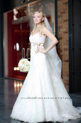 Свадебное платье, Италия xs, s