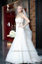 Свадебное платье из Италии 42-44