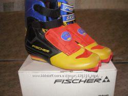 Ботинки Fisher для конькового хода