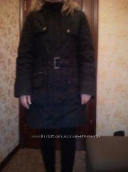 Зимняя удлененная стильная куртка 46-48 р