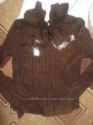Блузка поплин-красивущая с отливом