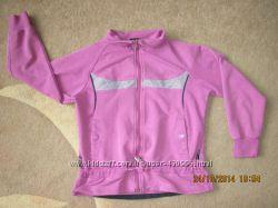 Красивая спортивная курточка на девочку, р. 130-140