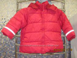 Зимняя куртка H&M, р. 98