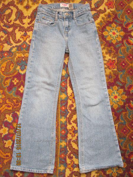 Классные джинсы на девочку OshKosh, р. 8S Slim