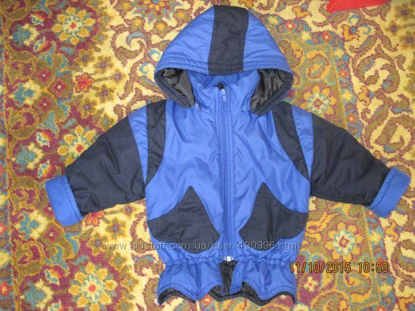 Легкая деми куртка для девочки Nike, р. 98-104