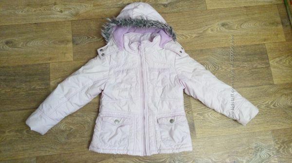 Демисезонная куртка Next, р. 116