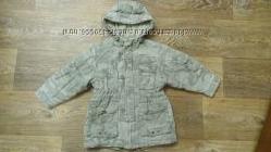 Теплая куртка Next, р. 104-110